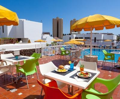 Bar Apartamentos Apartamentos Paraíso del Sol