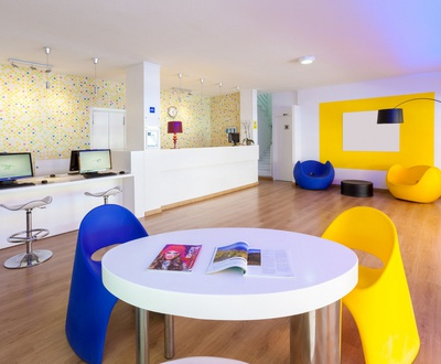 Reception Apartamentos Apartamentos Paraíso del Sol